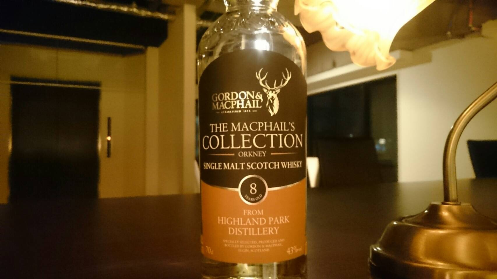 ウイスキー:THE MACPHAIL'S COLLECTION