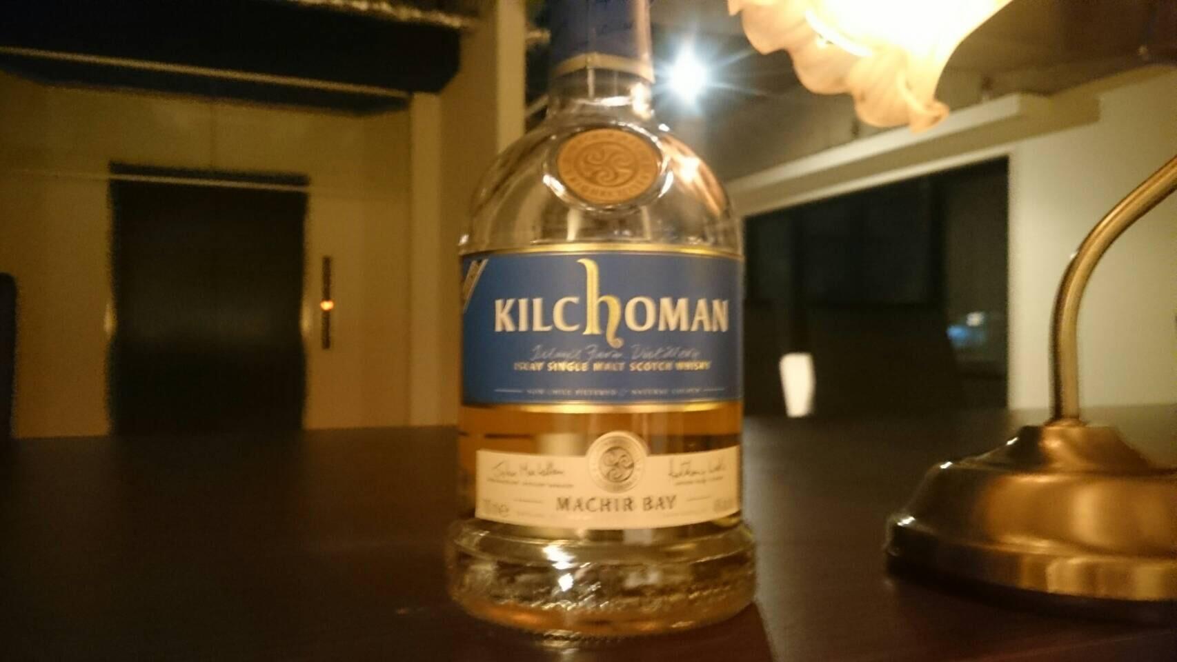 ウィスキー:KILCHOMAN